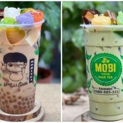 Trà Sữa Mobi Quán Trà Sữa Ngon Gò Vấp